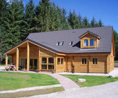 Badaguish Lodge Self Catering Aviemore