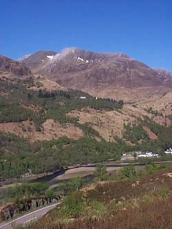 Blackwater Hostel, Kinlochleven