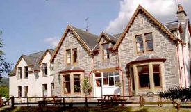 Craigower Lodge Activity Holidays Newtonmore