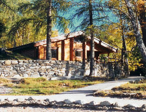 Loch Insh Chalet in the Cairngorms