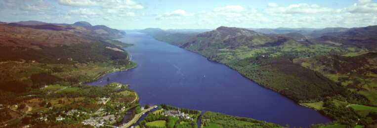 Loch Ness Information Site - Other Lochs & Lakes which may ...